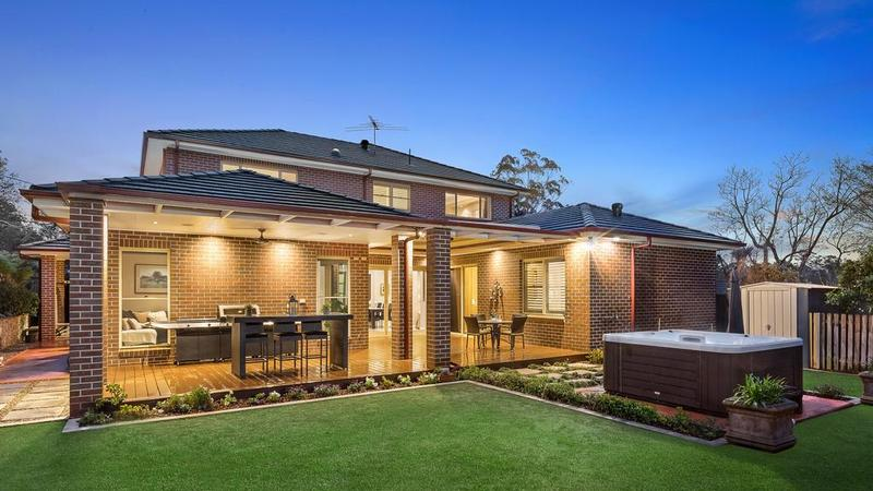 终极家庭住宅定制设计的五居室