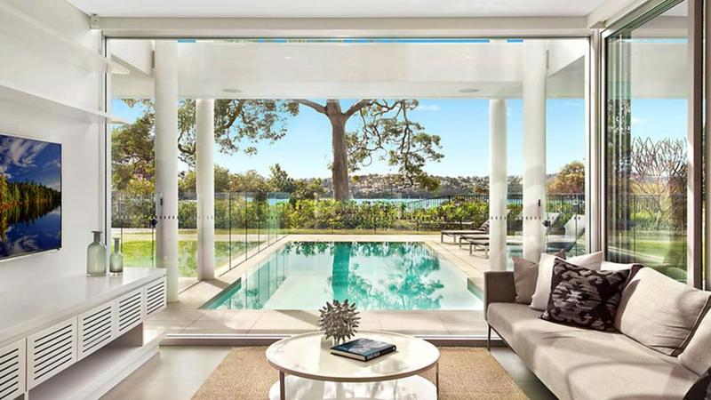 贝克汉姆拒绝了这些豪华套房和悉尼住宿的豪宅