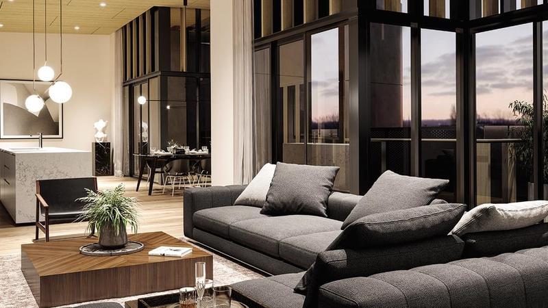 建筑师揭示了如何充分利用您的公寓设计