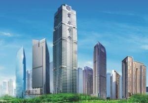 广州富力公司10月录得权益合约销售总金额约为87.0亿元