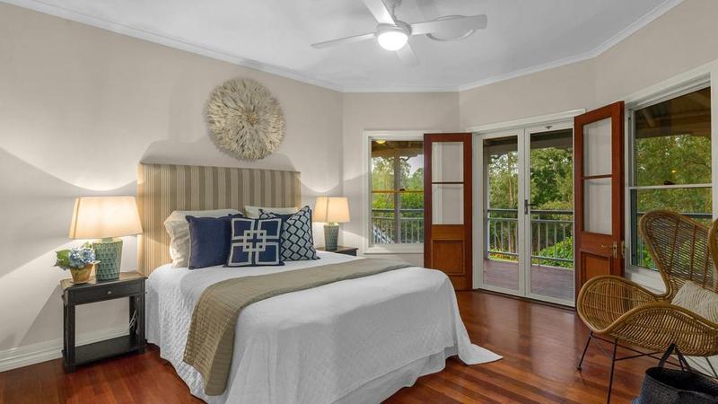 开放式生活是昆士兰别墅的特色