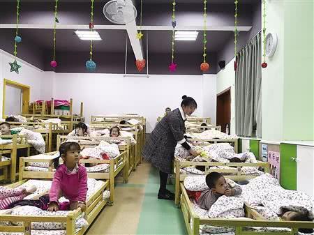 小区配套幼儿园只能批设为公办园或普惠性民办幼儿园