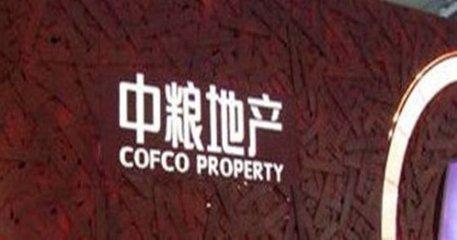 中粮地产拟发行股份方式购买大悦城地产股份