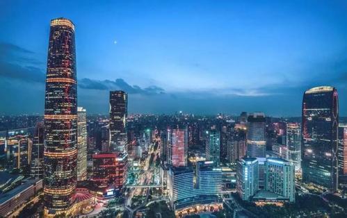 广州的发展要以全球城市为目标