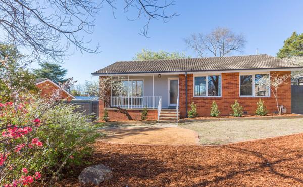 堪培拉郊区 大多数房屋通过拍卖出售