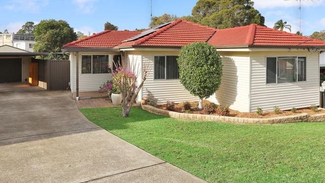 悉尼西部秘密郊区的房价创纪录