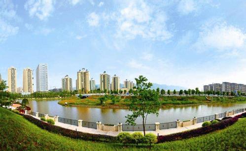 重庆重构城市水生态 保护城市水资源