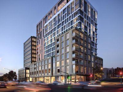 建筑师在吉朗区设计中诠释城市的传统
