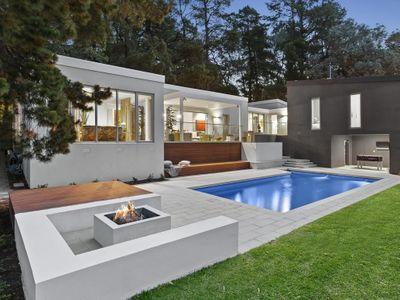 数百万美元的Donvale房产是现代奇迹