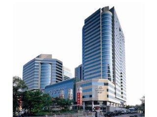 盈科中心在北京是具有商业地产标杆项目