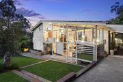 在上北岸的现代主义房产再加上在悉尼看到的房屋