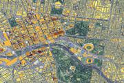 澳大利亚的所有1520万栋建筑都已被绘制出来