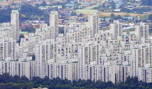 首尔江南 江北3.3m²公寓价格差距再次超过1000万韩元