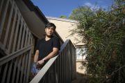 堪培拉大学的学生在稀疏的租赁市场中竞争