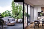 新Altura联排别墅的高度和无与伦比的景色