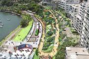 悉尼郊区将建立自己的纽约式高线
