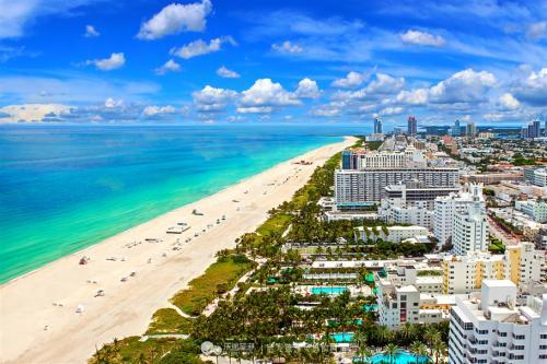 迈阿密房屋销售1月份暴跌11%