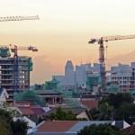 非住宅房屋开发费下降5.5%
