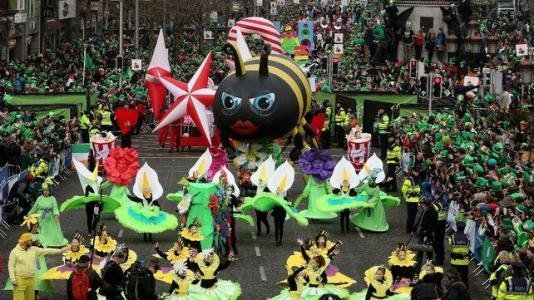 庆祝圣帕特里克节的最佳城市将给您带来惊喜