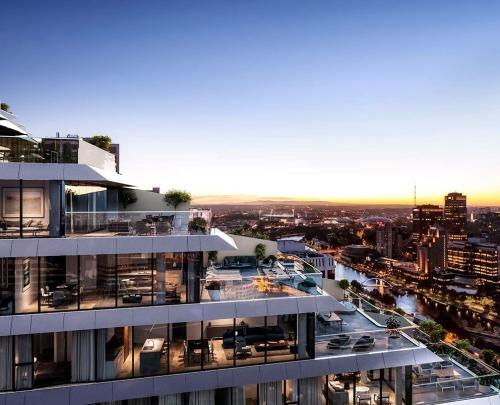 蒙特利尔房地产开放日周末展示了新建筑的趋势