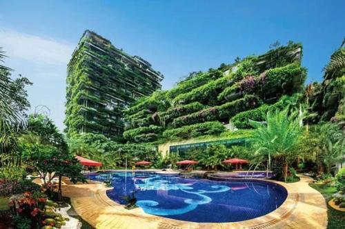 中国房地产开发商碧桂园连续十年入选福布斯全球2000强榜单