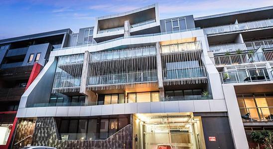 墨尔本港顶层公寓的得分创下历史新高