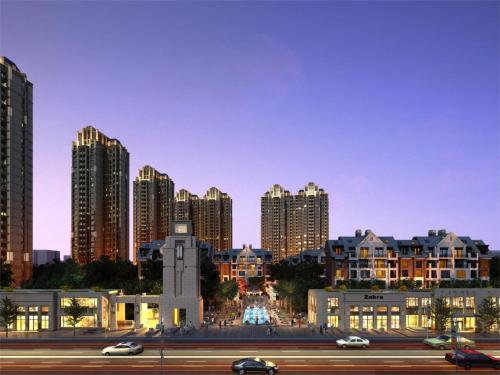 对于大型房地产公司而言降价有助于强劲的销售增长