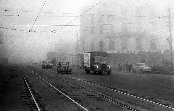 两个城市的故事:悉尼最古老的道路之一的故事