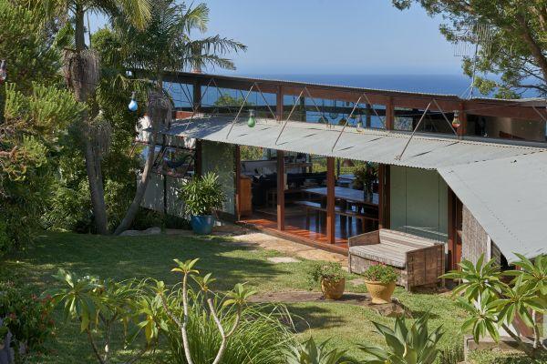 Wedge House:非凡的Peter Stutchbury房屋出售在鲸鱼海滩