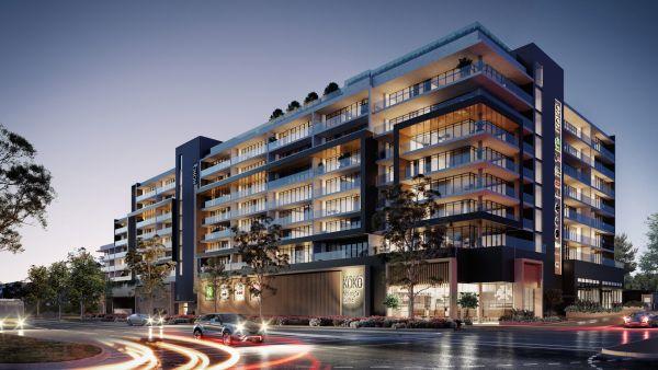 屋顶游泳池和天空花园将为Wright的最新开发项目提供服务