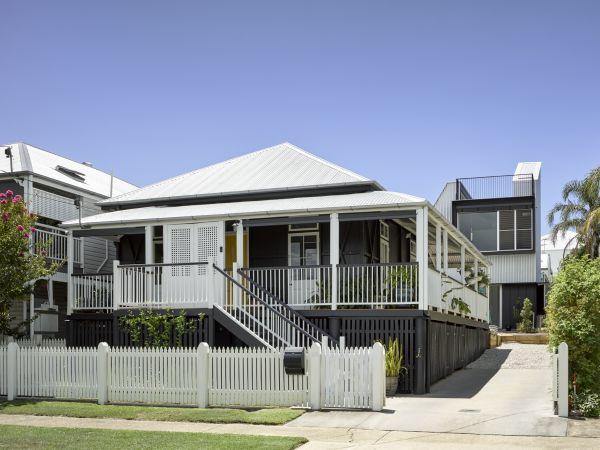 在摩顿湾 昆士兰人经过精心升级 适合当前的生活