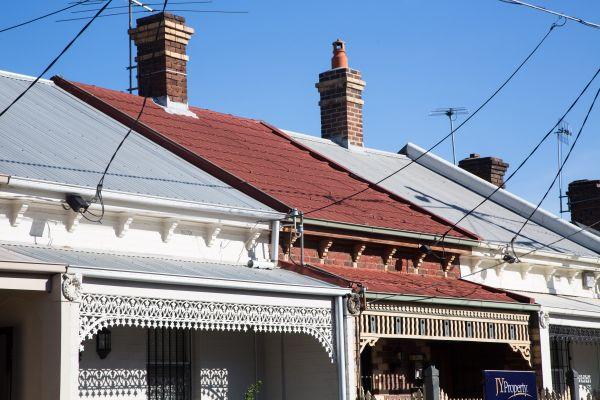 墨尔本郊区的房价在过去五年中飙升