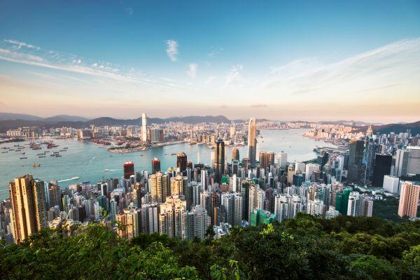 香港在世界上最昂贵的房地产市场中保持领先地位