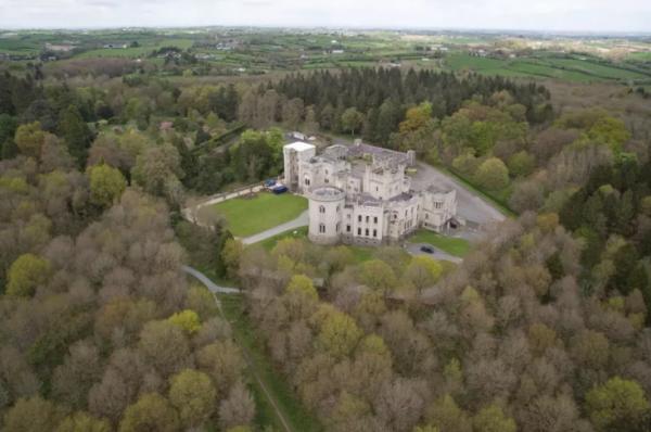 权力的游戏 戈斯福德城堡在北爱尔兰出售