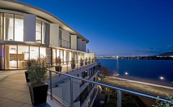 马尔科姆特恩布尔的金斯敦顶层公寓售价显示