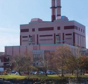 将死煤厂重新开发为混合用途的滨水项目