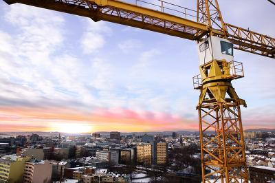 建筑业的订单流入量可能会增加