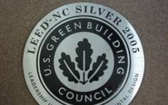 海德拉巴的RBI高级官员宿舍获得绿色评级