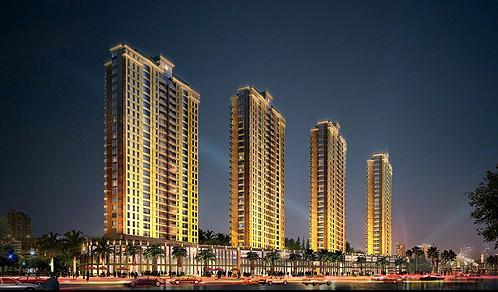 声望在海泰克城开发豪华住宅项目