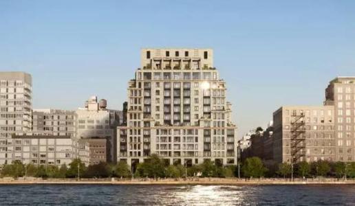 在拍卖结束后前Tribeca紧身胸衣工厂的公寓招标升温