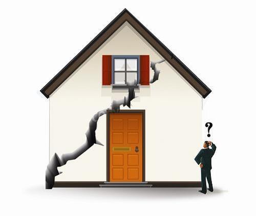 许多购买协议根据房屋检查报告而分崩离析