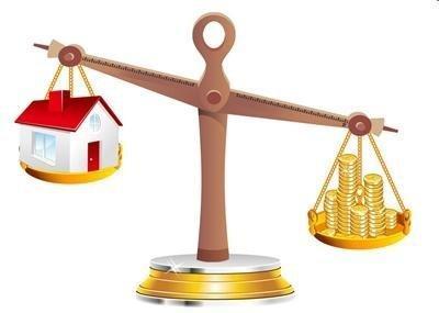 房主和房地产估价师看到了一致的看法