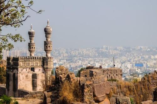 海得拉巴是印度最受欢迎的住宅目的地之一