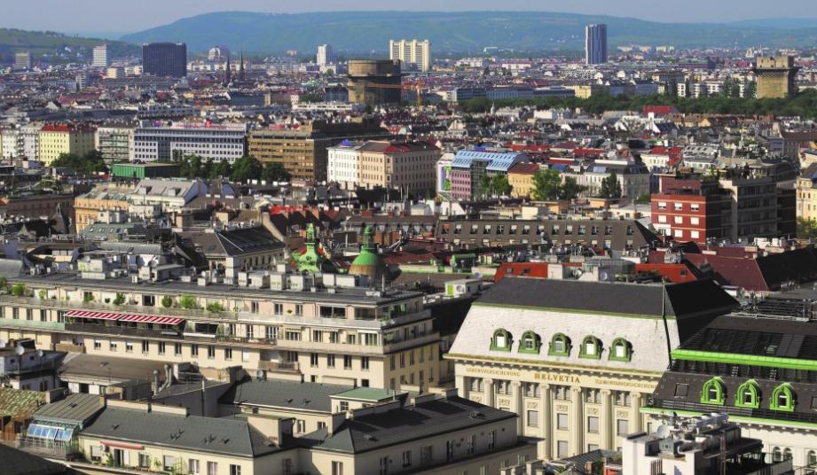 奥地利的房地产市场分析