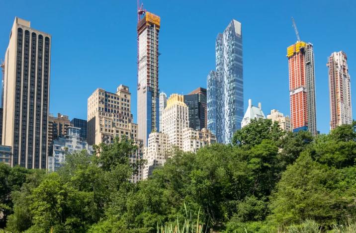 对昂贵的纽约房地产征收的附加税可以恢复