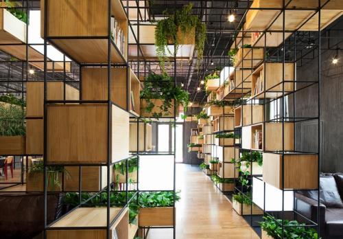 MINI Living和Penda的城市客舱从北京胡同房屋中汲取灵感