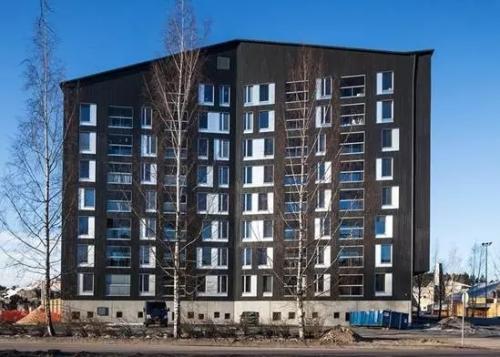 Park House设想将多层停车场改造成公寓楼