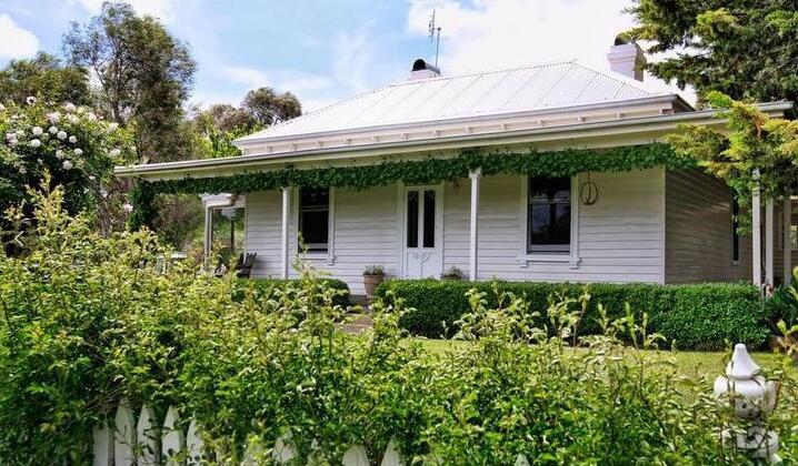 Kyneton宅基地是淘金热期间首批建成的宅基地之一