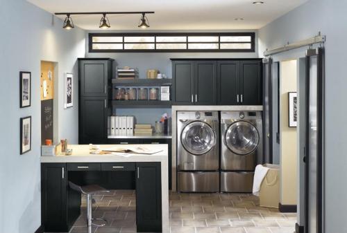 如何创建更具功能性和吸引力的洗衣房