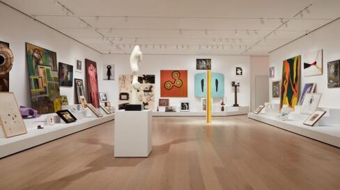 现代艺术博物馆4.5亿美元的轰动性扩张重塑了近期的艺术史